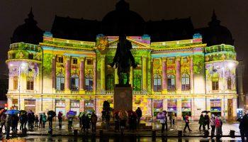 FESTIVALUL INTERNAȚIONAL AL LUMINII DIN BERLIN PREZINTĂ ARTISTIC PROJECTION (GE)