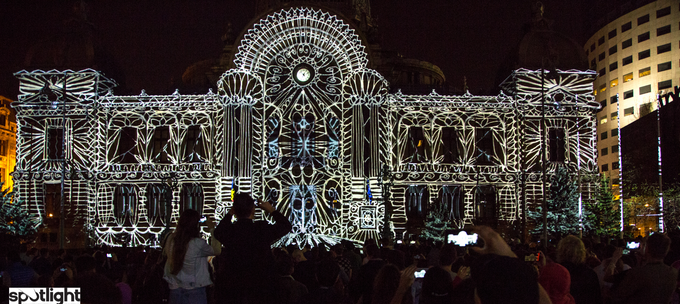 SPOTLIGHT VIDEO MAPPING CONTEST